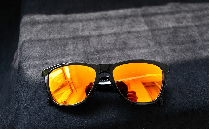 Knockoff Oakley Frogskins Sunglasses